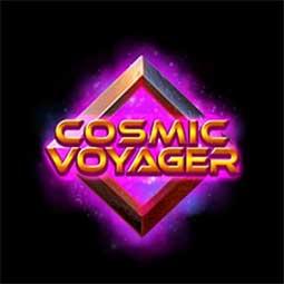 Cosmic Voyager spilleautomat logo