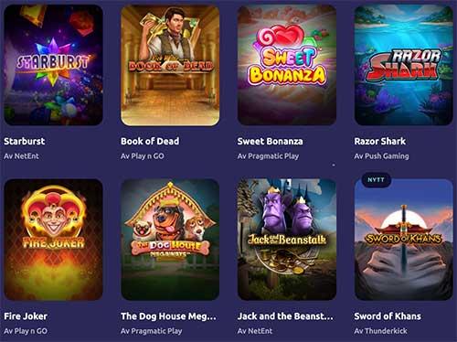 Spin Away casino spill