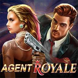 Agent Royale spilleautomat logo
