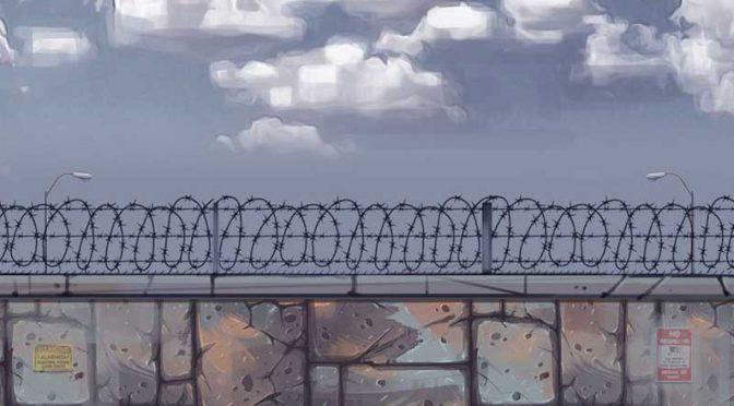 San Quentin bakgrunn