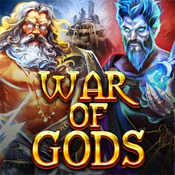 War of God spilleautomat logo