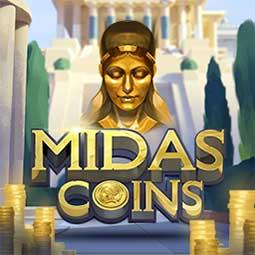 Midas Coins spilleautomat logo