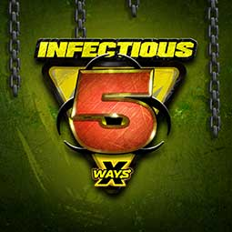 Infectious 5 xWays spilleautomat